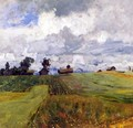 Stormy day 1897 - Isaak Ilyich Levitan