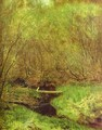 Spring in the Forest 1882 - Isaak Ilyich Levitan