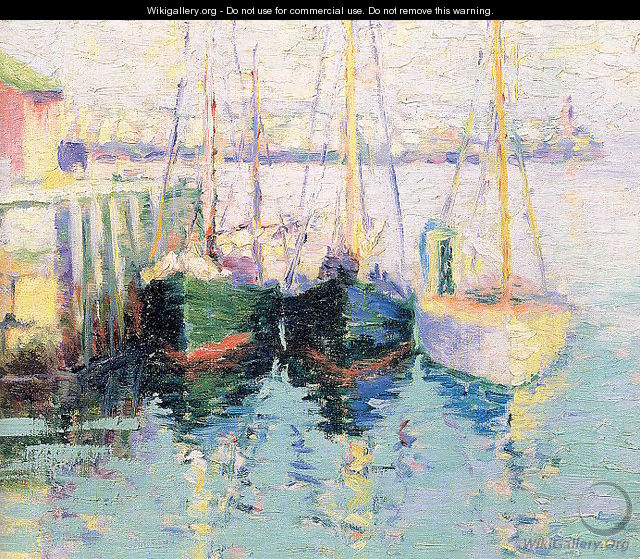 Rockport Boats - Ferenc Martyn