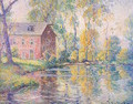 Mill at Fort Washington - Ferenc Martyn