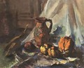 Still-life with Pumpkin and Jug 1958 - Kunffy Lajos