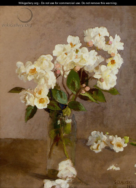 Little White Roses - Sandor Nagy