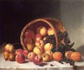 Still Life with a Basket of Fruit Date unknown - John Francis