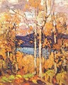Algonquin October - Thomas Thompson