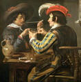The Card Players 5 - Theodoor Rombouts