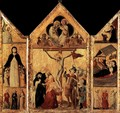 Triptych 1333 - Anonymous Artist