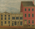 The Shop and Warehouse of Duncan Phyfe Fulton Street New York City 1816 - Anonymous Artist