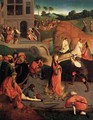 The Martyrdom of St Lucy 1500 - Anonymous Artist