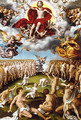 The Last Judgment ca 1520 - Joos Van Cleve (Beke)