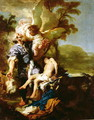 The Sacrifice of Isaac 1625 26 - Johann Liss