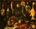 Still Life with Game - (Jacopo Chimenti) Empoli