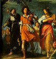The Triumph of David 2 - Matteo Rosselli