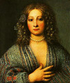 Portrait of a Woman - Girolamo Forabosco
