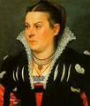 Portrait of a Noblewoman - Giovanni Battista Moroni
