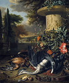 Falconers Bag 1695 - Jan Weenix