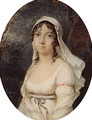 Portrait of a Woman ca 1800 - Etienne-Charles Leguay