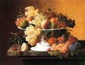 Still Life with Fruit Date unknown 7 - Severin Roesen