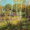 Waning Summer - Willard Leroy Metcalf