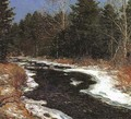 Snowy River 2 - Willard Leroy Metcalf