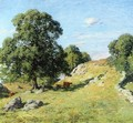 Pasture Old Lyme 1906 - Willard Leroy Metcalf
