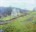 May Afternoon 1920 - Willard Leroy Metcalf