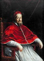 Portrait of Pope Gregory XV - Guido Reni
