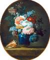Vase of Flowers 1780 - Anne Vallayer-Coster