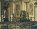Le Grand Salon Musee Jacquemart Andre 1913 - Walter Gay