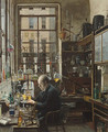 In the Laboratory - Henry Alexander