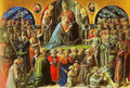 The Cornation of the Virgin - Filippino Lippi