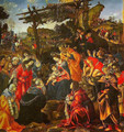 The Adoration of the Magi 2 - Filippino Lippi