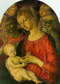 Madonna and Child with Angels and Saints - Matteo Di Giovanni
