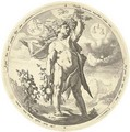 The Four Seasons (Holl. XI 300-303) - (after) Hendrick Goltzius