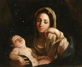 The Madonna and Child 2 - (after) Guido Reni