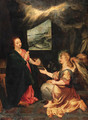 The Annunciation - Federico Fiori Barocci