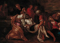 The Entombment - Francesco, II Bassano