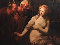 Susanna and the Elders - (after) Guido Reni