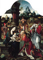 The Adoration of the Magi - (after) Jan Van Dornicke