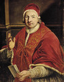 Portrait of Pope Benedetto XIV - Anton Raphael Mengs
