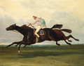 Racing to the Finish - (after) Alfred De Dreux