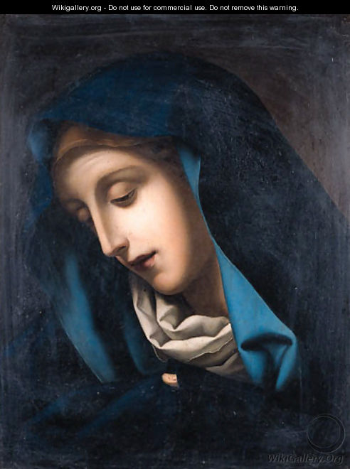 Mater Dolorosa - (after) Carlo Dolci