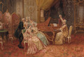 A musical evening - Stephan Sedlacek