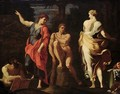 Hercules at the Crossroads 2 - Annibale Carracci