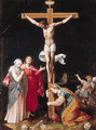 The Crucifixion - (after) Jacob De Backer