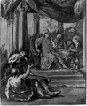 Dives and Lazarus - (after) Jacob Jordaens