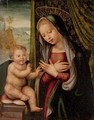 The Madonna and Child - (after) Giuliano Bugiardini