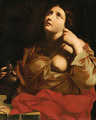 The Penitent Magdalen - (after) Giovanni Giacomo Sementi