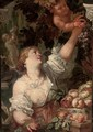 An allegory of Abundance - (after) Guillaume Courtois