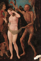 Death and the Virgin - (after) Hans Baldung Grien