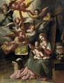 The Christ Child being presented with the Cross - (after) Hendrik Van Balen, I